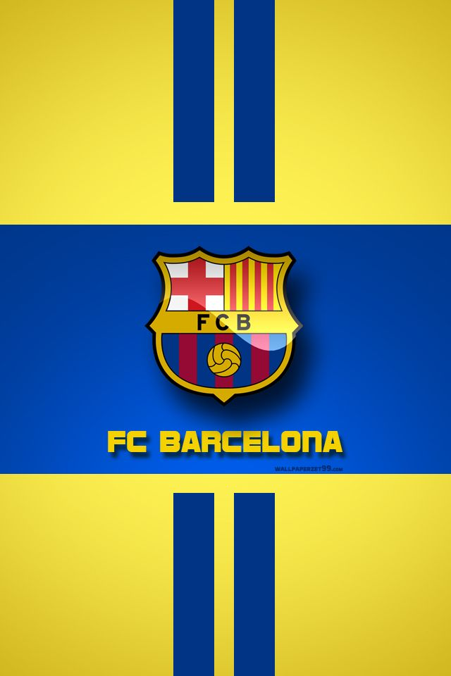 Fc Barcelona Logo Iphone Wallpaper Fc Barcelona Pinterest Futbol Messi And Real Madrid