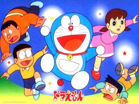 30 Gambar Kartun Doraemon Lucu - Doraemon! Siapa orang yang