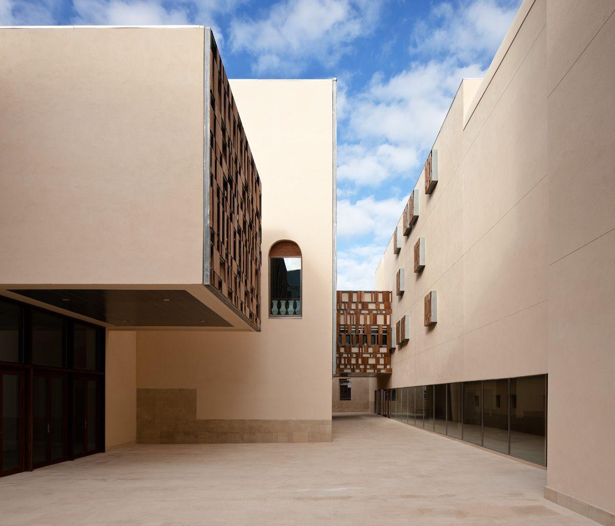 Rehabilitación Casas Consistoriales - Ayuntamiento de Baeza (Jaén)   Viar Estudio Arquitectura