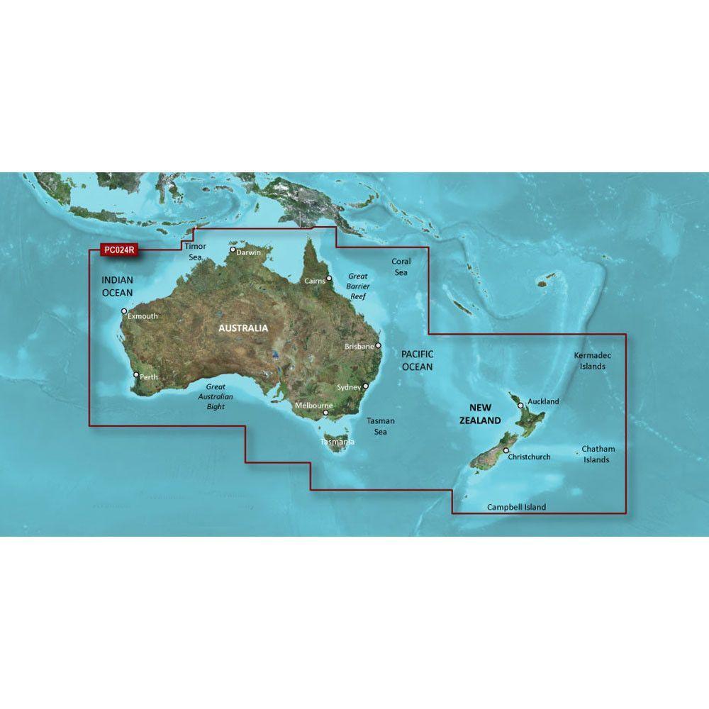 garmin australia map 2014
