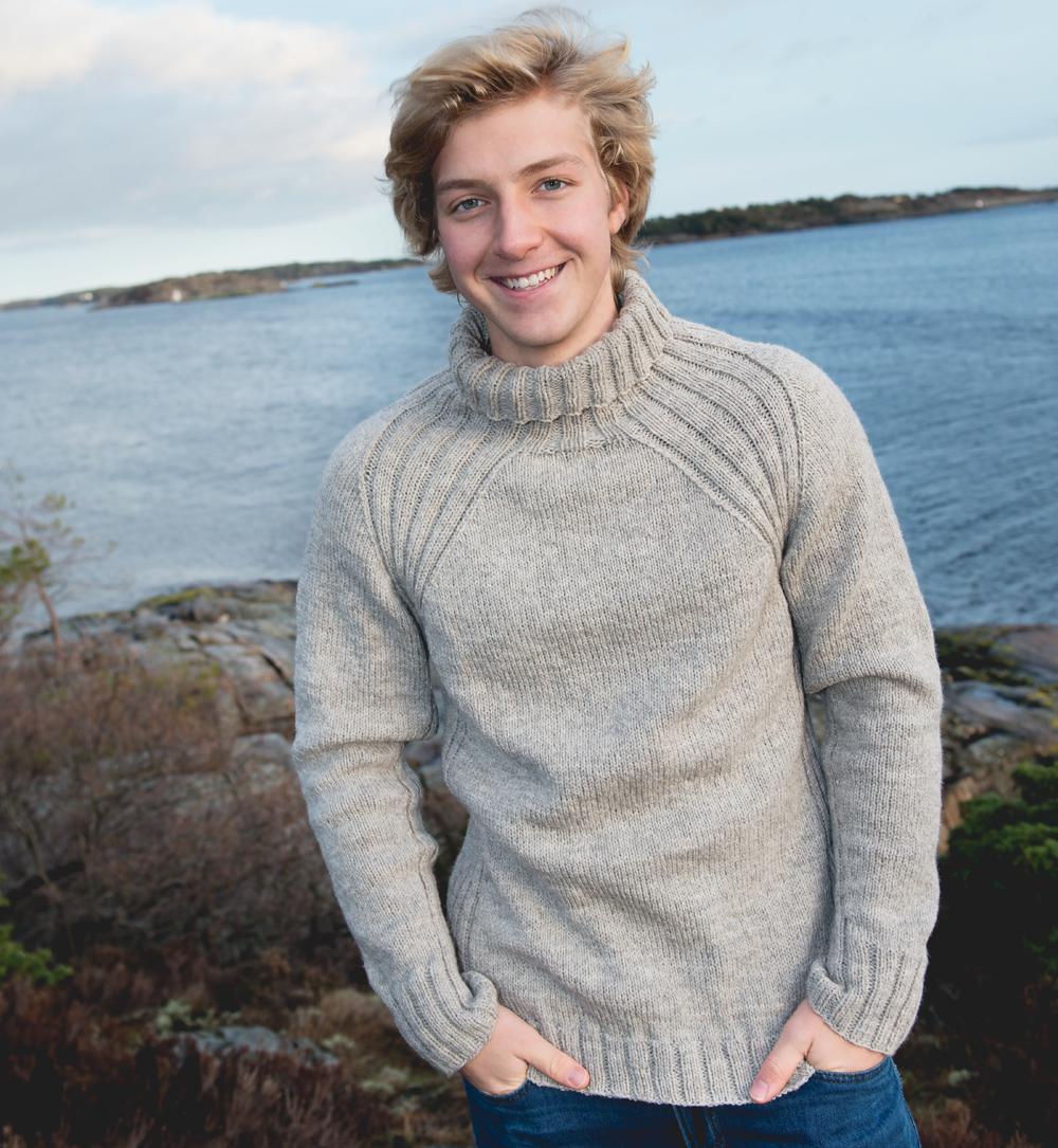 Barsk genser   Herregensere, Genser, Kjæreste