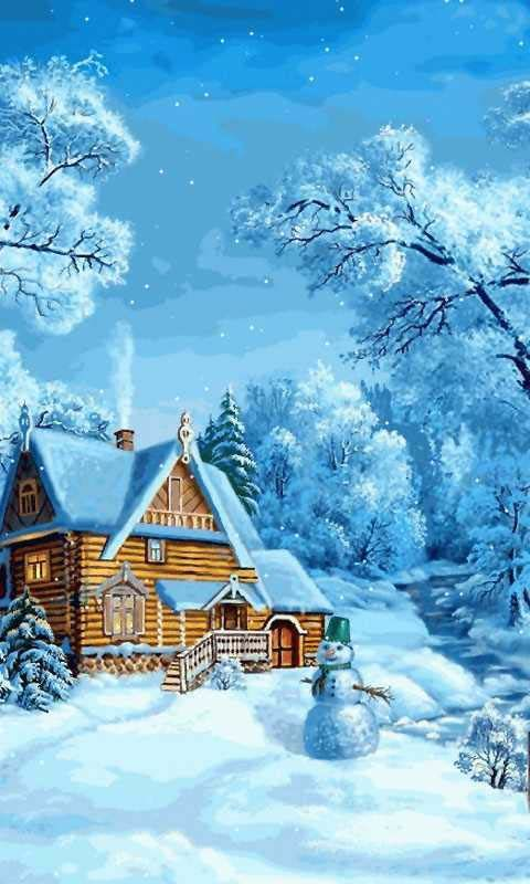 Winter Snow Covered World 4 Landscape Wallpapers Details Winter Pictures Christmas Scenes Winter Scenes