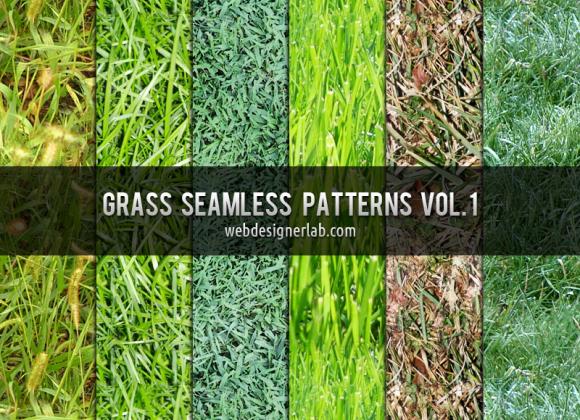 A Collection of Free Photoshop Grass Brush Sets | Naldz ...