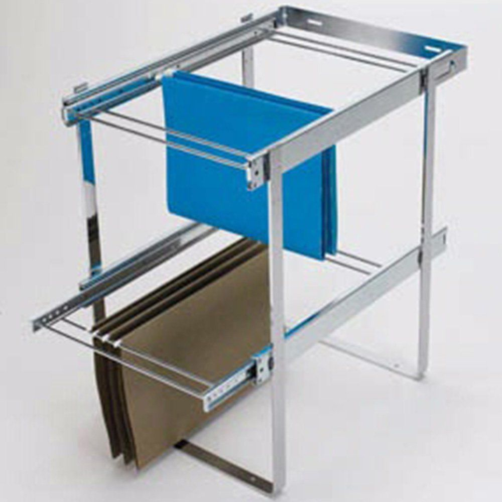 Amazon.com - Rev-A-Shelf RAS-FD-KIT Two-tier File Drawer System ...