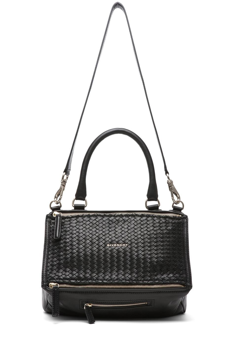 f5ac4c6f438 Givenchy Pandora Medium Woven       are a girl s best friend ...