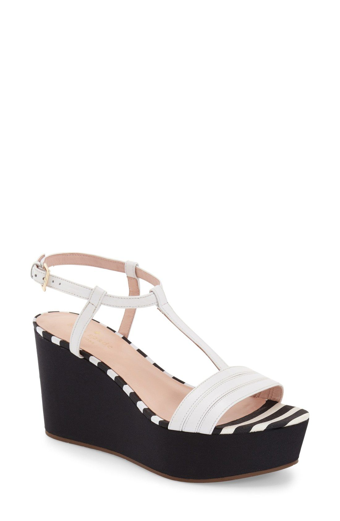4b5e7ca036a kate spade new york  tallin  wedge sandal (Women)