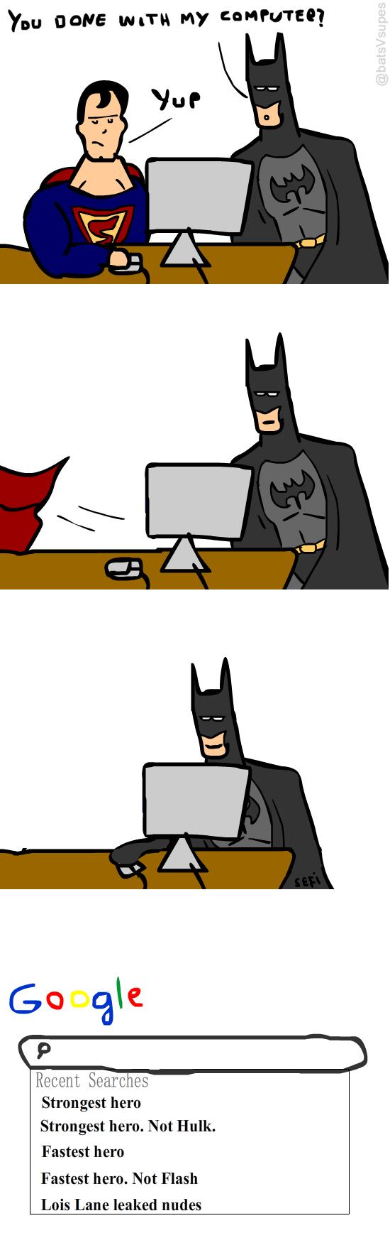 Bats vs Supes Part IV - Imgur
