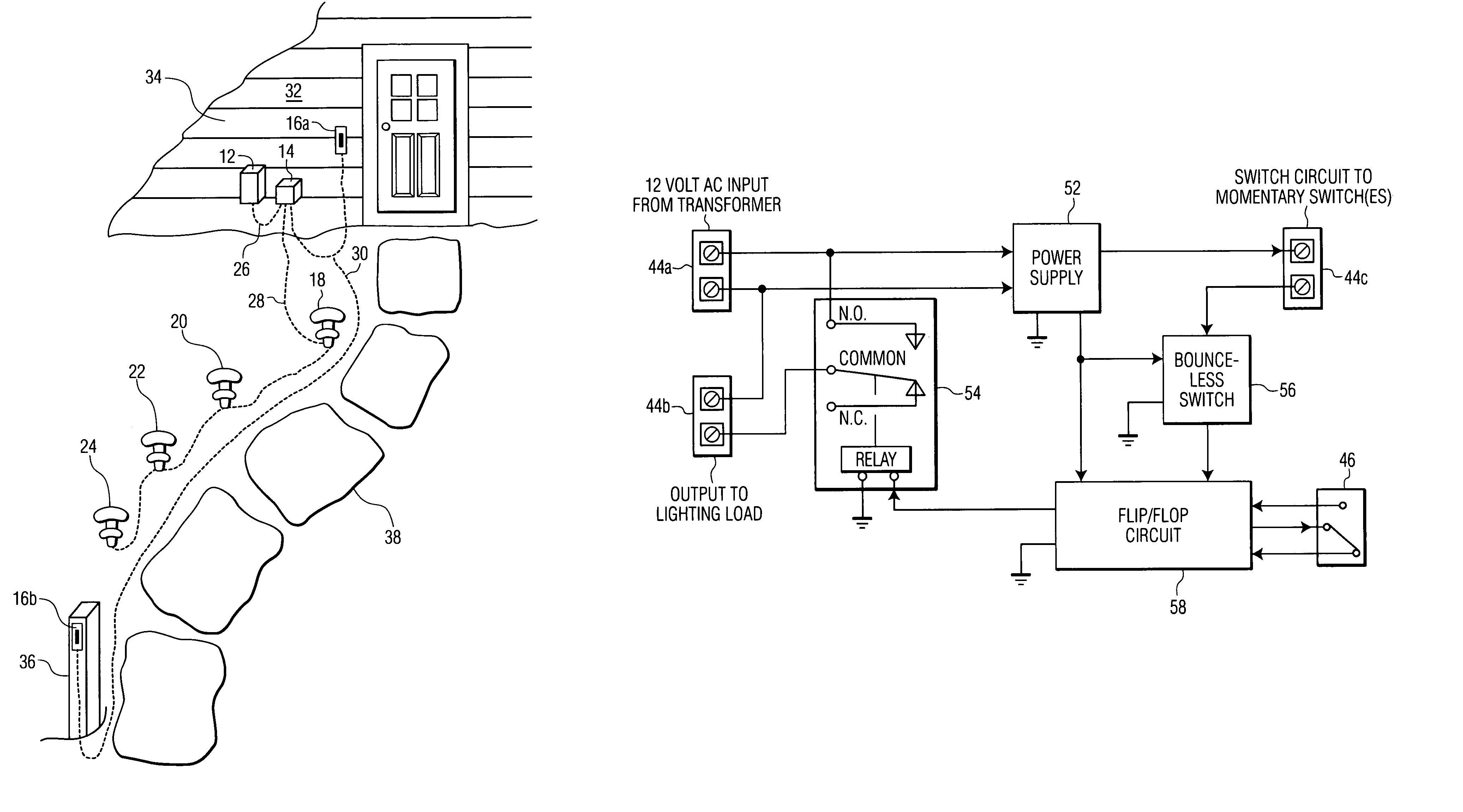 photo eye wiring schematic for outdoor light