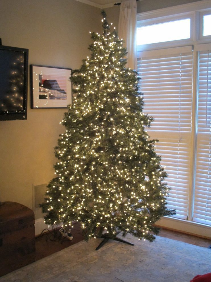 Amazing 35 Easy Christmas Tree Lights Ideas http://decorhead.com/2018 - 35 Easy Christmas Tree Lights Ideas Chrissymas Christmas