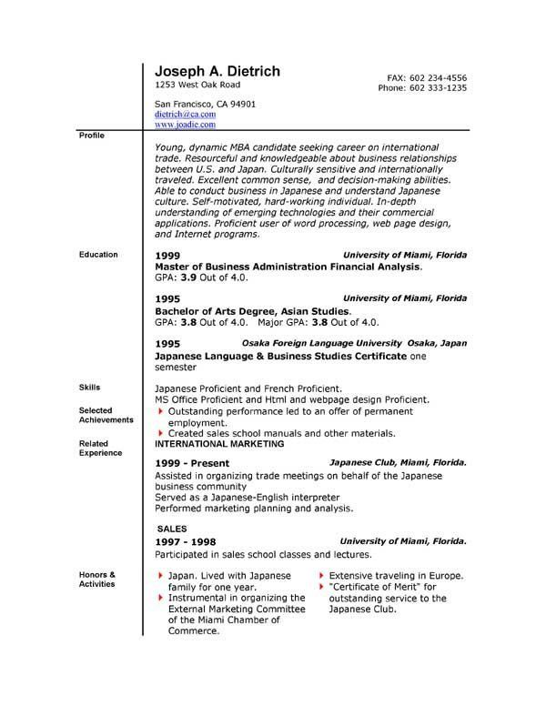 Pin by Maile Evanoff on resume examples Pinterest Resume