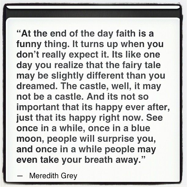 Discover And Share By Meredith Grey Quotes. Explore Our Collection Of  Motivational And Famous Quotes By Authors You Know And Love.
