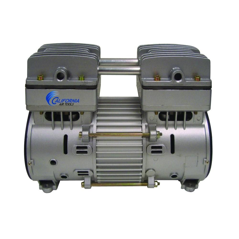 1.0 HP Ultra Quiet and Oil-Free Long Life Air Compressor Motor