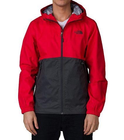 The north face men's rain jacket sale