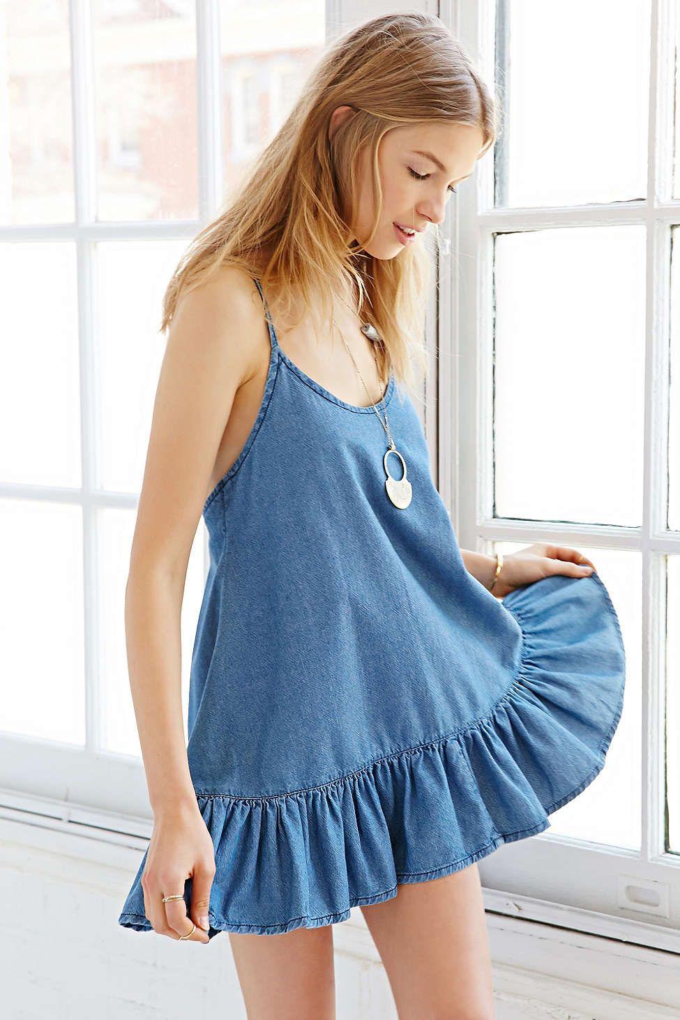 One Teaspoon Lotus Dress - Urban Outfitters