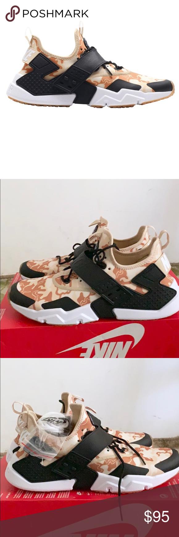 Men's Nike Air Huarache Drift Premium Sneakers NWT | Nike air ...