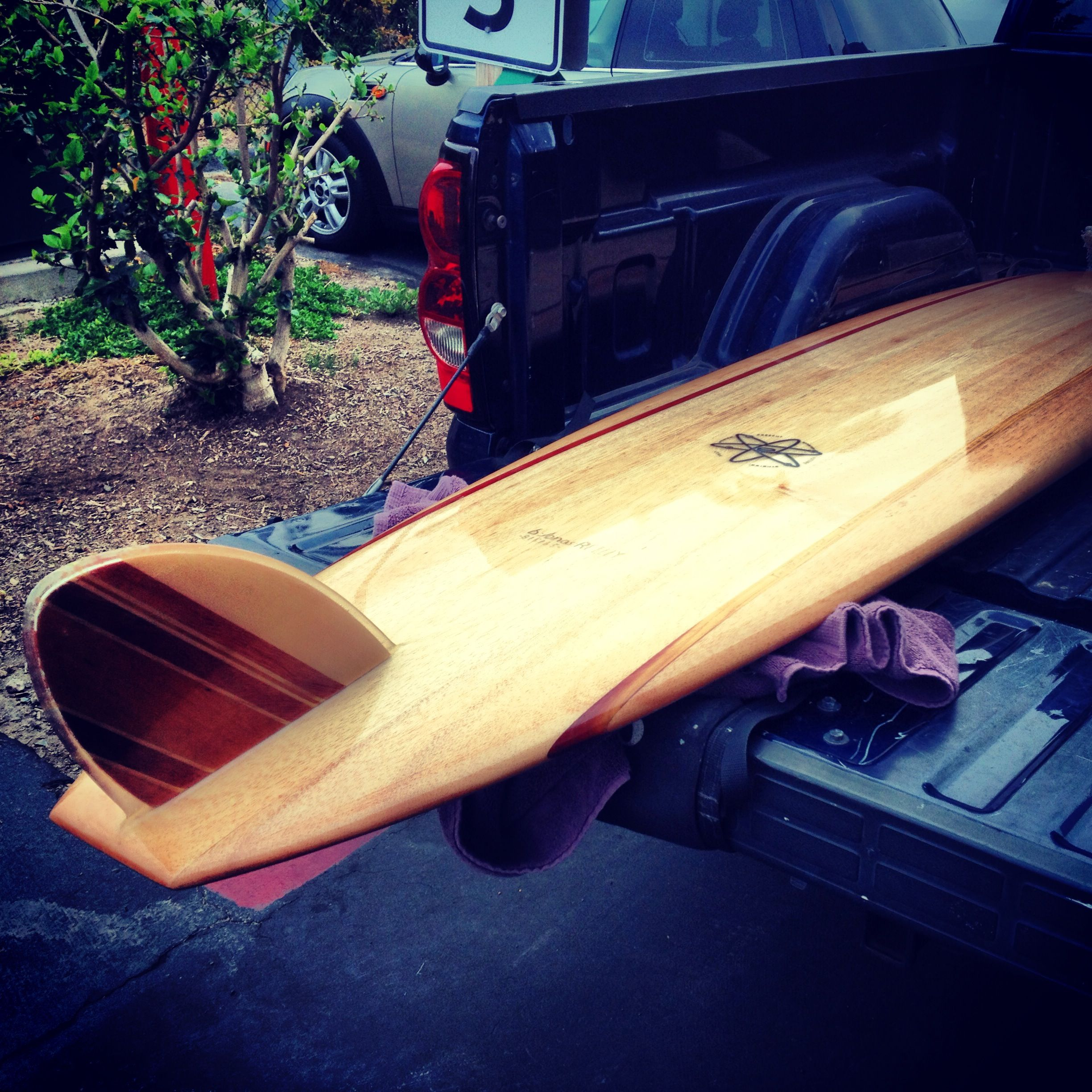 Ethereal Surfboard old skool wood | Surf | Pinterest | Surfboards ...