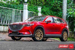 Ford Edge Vossen Cvt In 2020 Vossen Mazda Cx 9 Mazda