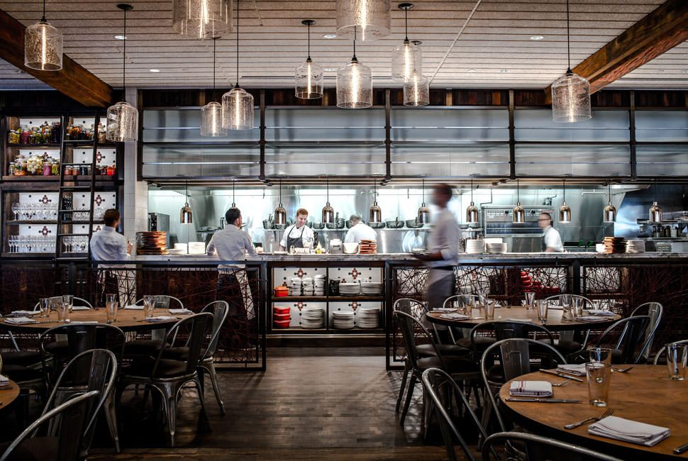 The 25 Best Restaurants In America Open Kitchen Restaurant Restaurant Kitchen Design Restaurant Kitchen