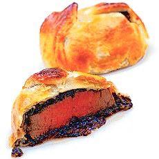 Mini Beef Wellington #aristacatering