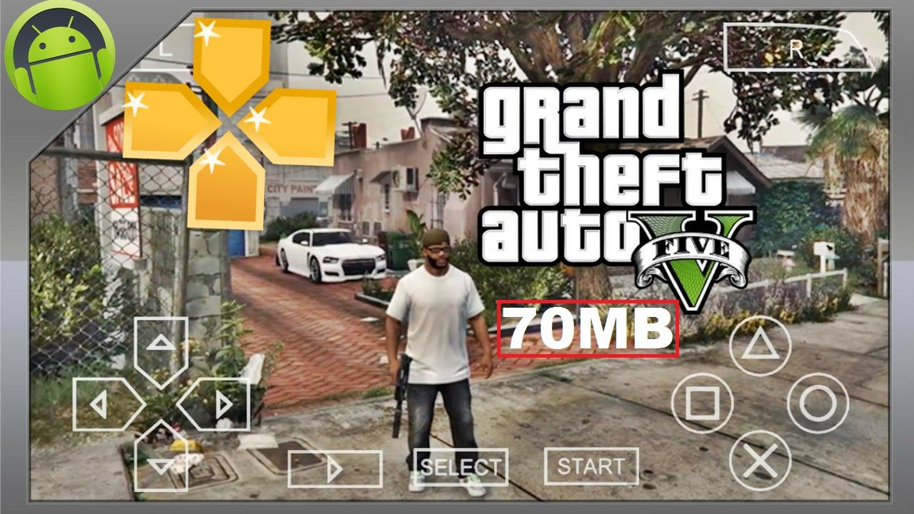 Download Gta 5 Apk Lite Game 70mb Gta 5 Mobile Gta 5 Games