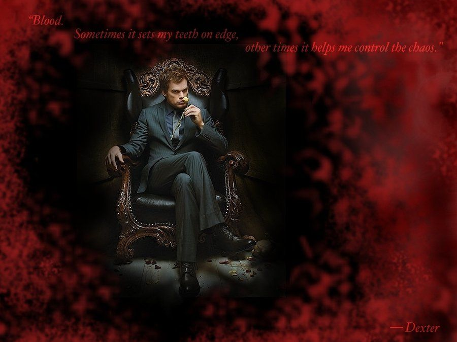Dexter Quote Wallpaper By Mydearestfriend On Deviantart Dexter Wallpaper Dexter Cartoon Wallpaper Quotes