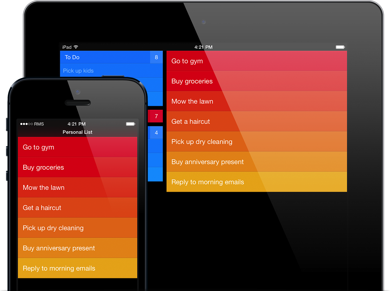 'clear' Gets Updated With Full Ios 7 Support Now An Universal App ( Iphone