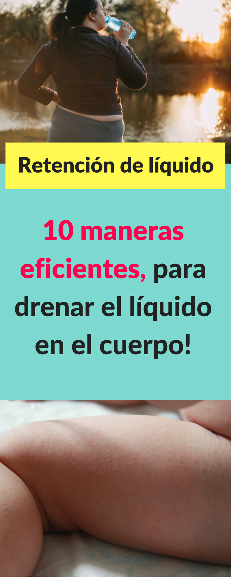 alimentos para ayudar a la retencion de liquidos