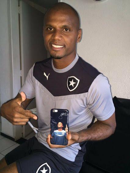 Botafogo de Futebol e Regatas - Goleiro Jefferson, o melhor do Brasil