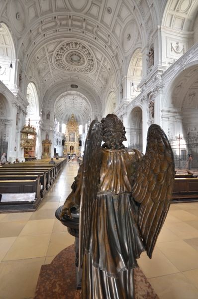 visit google amazing munich. Munich Germany - St Michael\u0027s Church Google Search. Every Visit To Has Included Amazing C