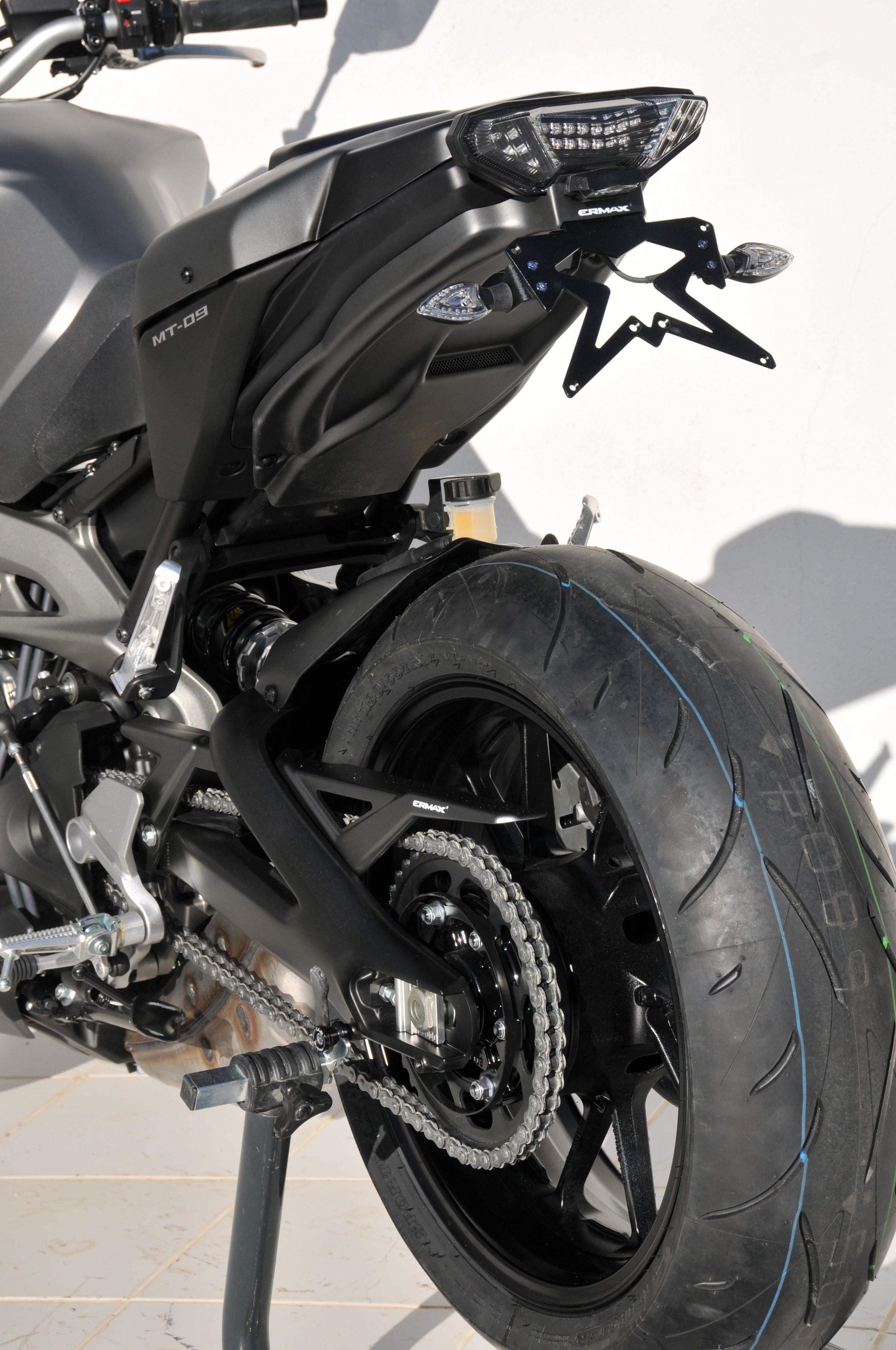 Moto yamaha scrambler cars motorcycles bobber forward mt09 yamaha - Yamaha Mt 09 13 Tail Tidy Licence Plate Holder Lp0153bk Bike Pinterest Licence Plates Plates And Plate Holder