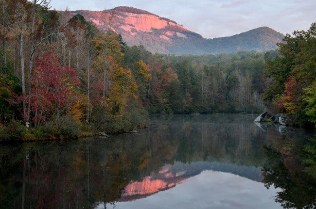 table rock state park | my neck of the woods | pinterest | table
