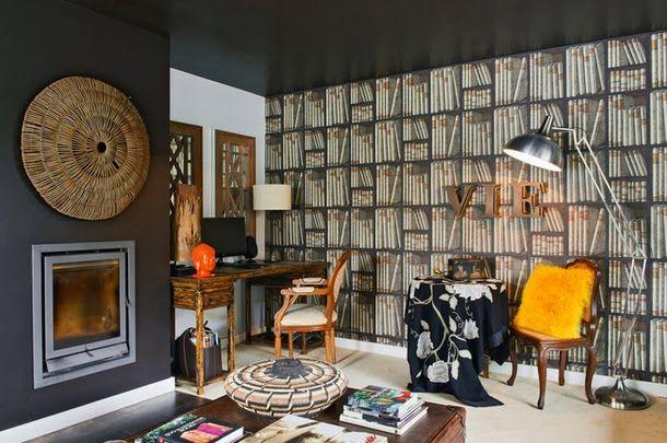 GRACINHA VITERBO   Interiores, Decoração de interiores, Home office