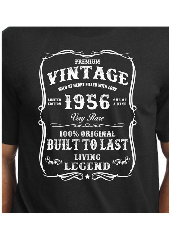 60th Birthday Gifts For Husband Father Grandpa By CoolTeesOnline