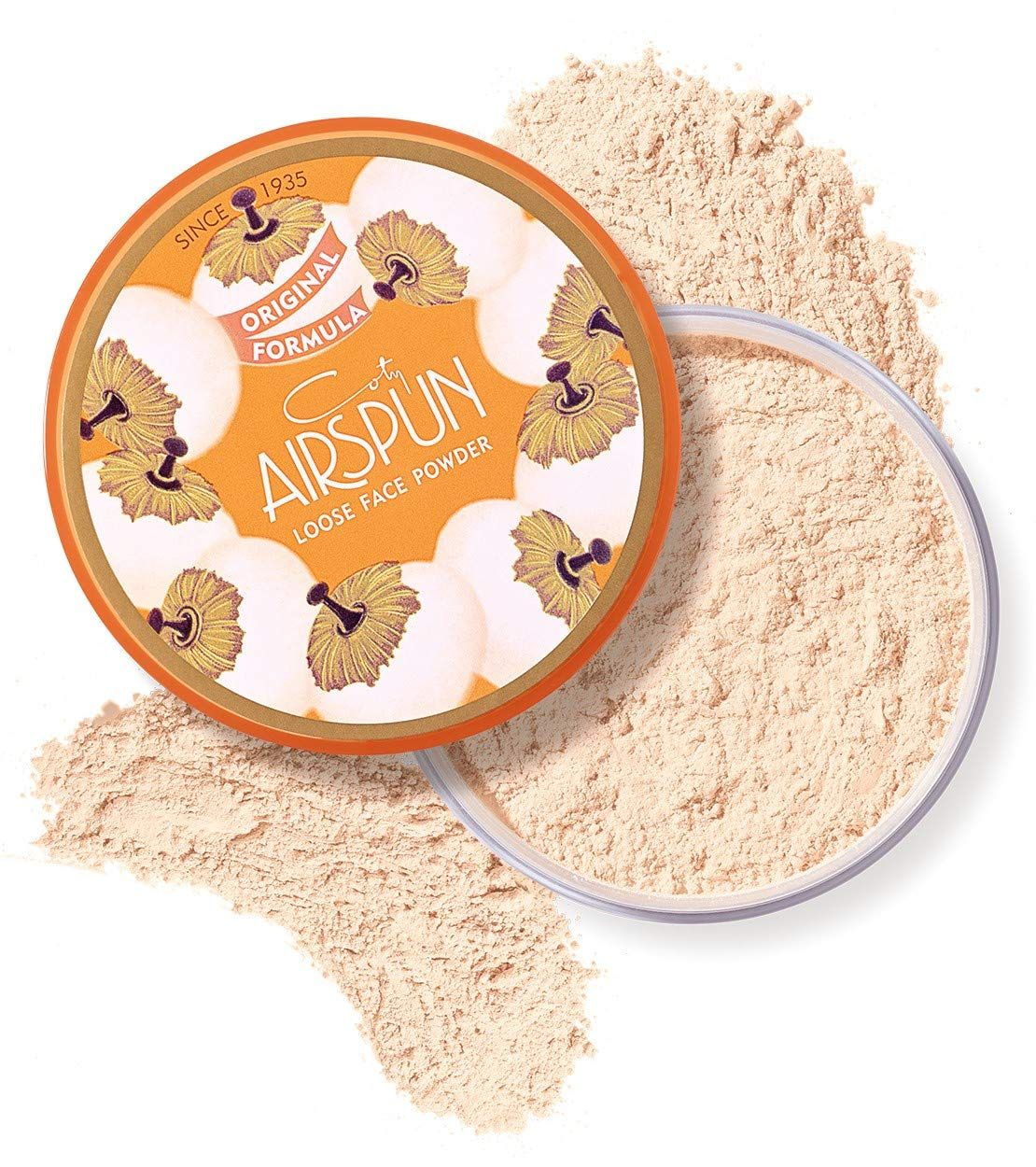 Coty airspun face powder naturally neutral