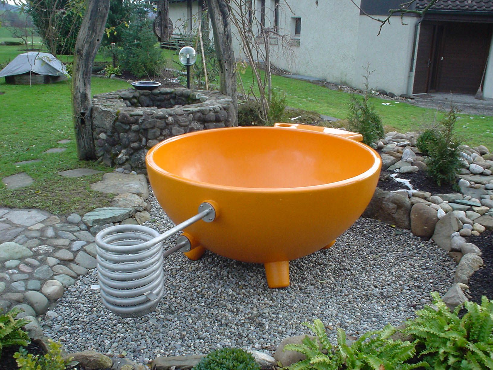 Really Neat Quot Dutch Quot Hot Tub Very Energy Efficient And