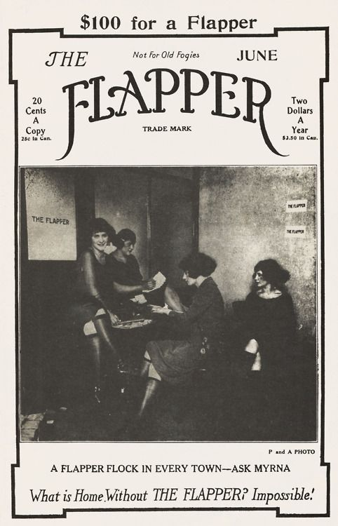 The Flapper, June 1922, Chicago