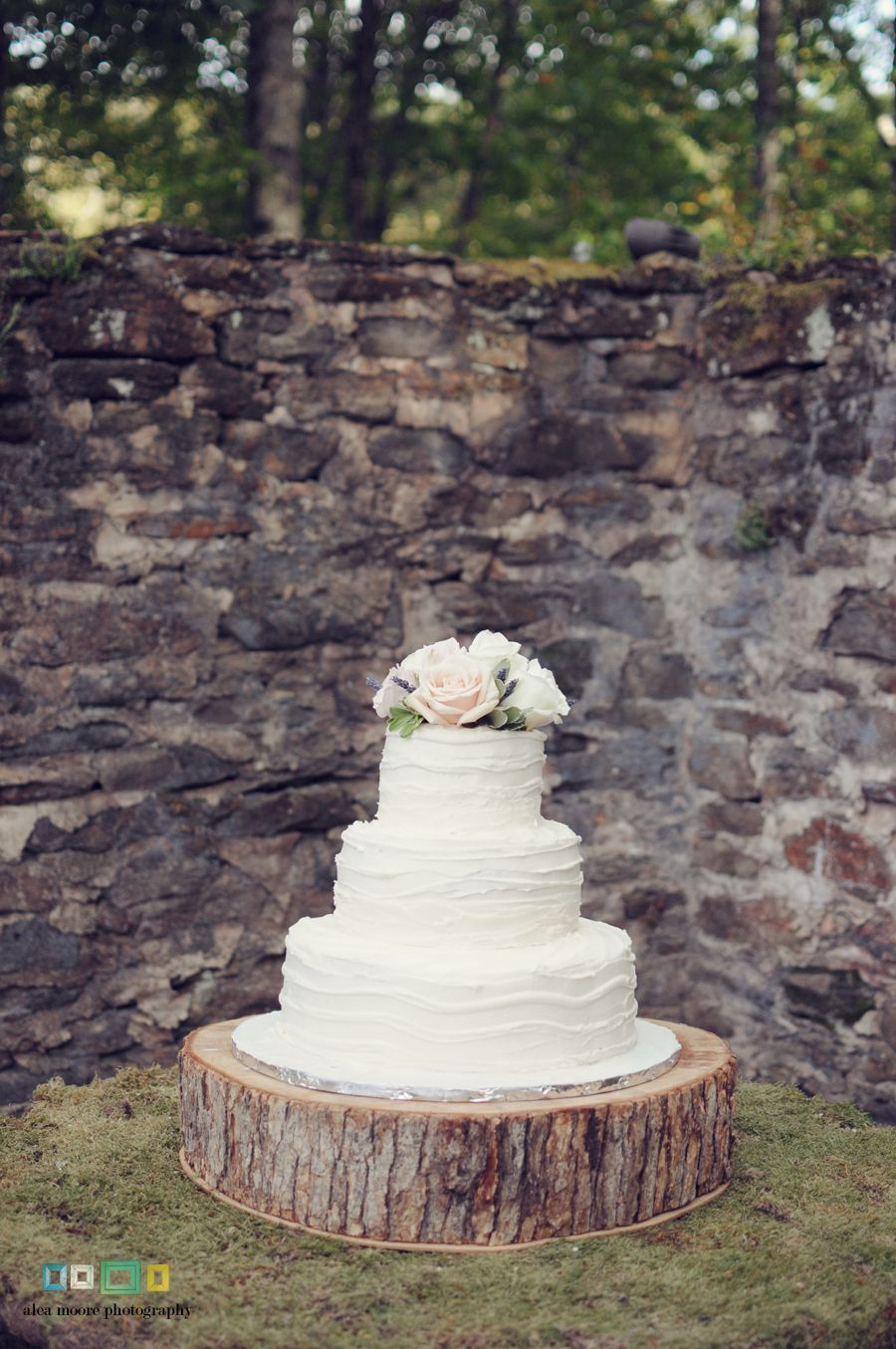 | Cleveland, GA Wedding at The Ruins at Kellum Valley Farm ...