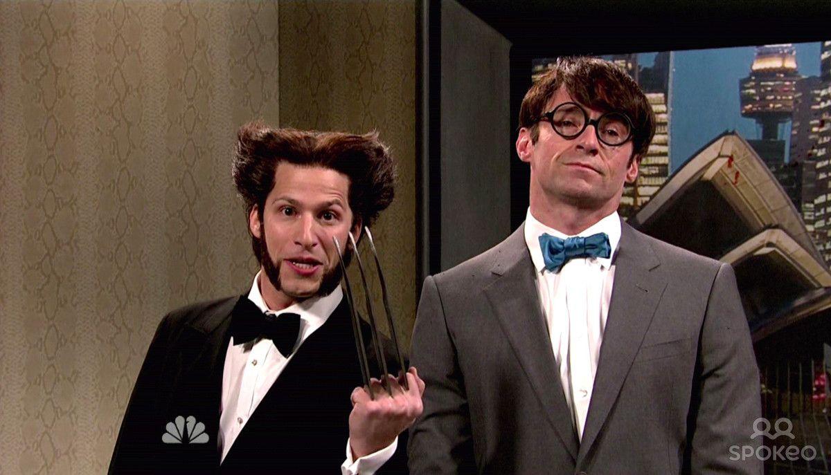 Andy Samberg and Hugh Jackman NBC\'s \'Saturday Night Live\' Season 37 ...