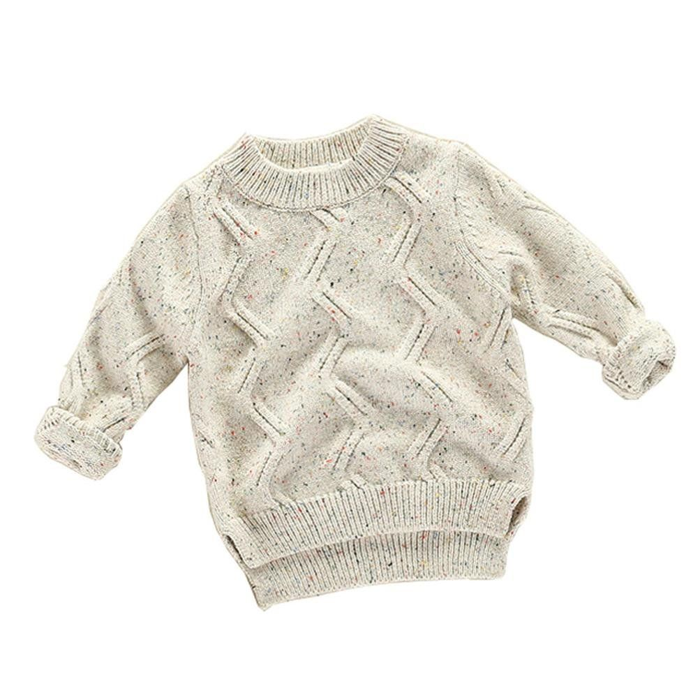 d93036928 Staron Kids Toddler Baby Knitted Cardigan Sweater Boy Girls ...