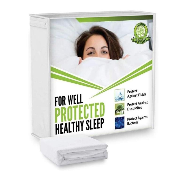 Waterproof Mattress Protector Hypoallergenic