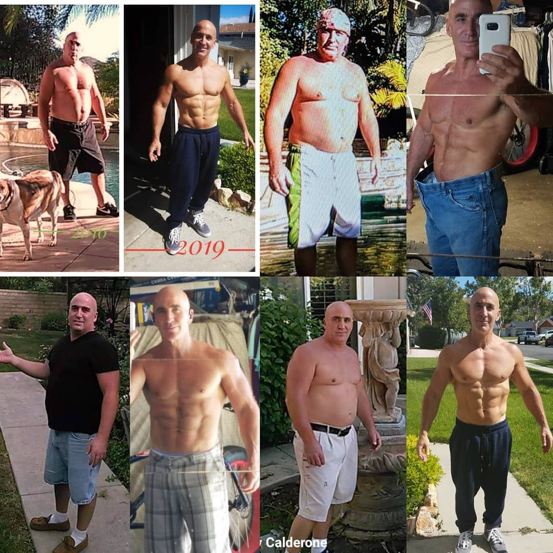 Never give up age is just a number 48 vs 51 in these pictures my all-natural 3 year transformation g...