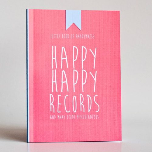 Records: journal / notebook