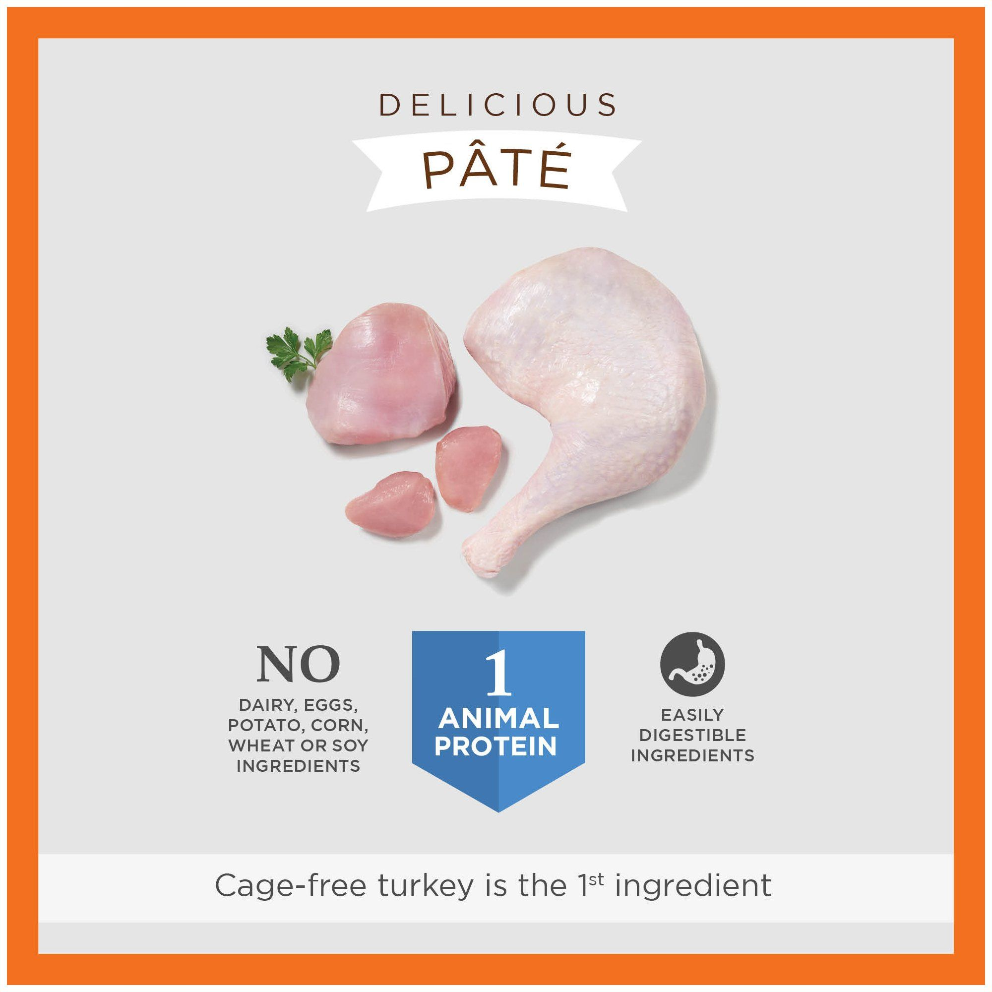 Instinct limited ingredient diet grain free real turkey