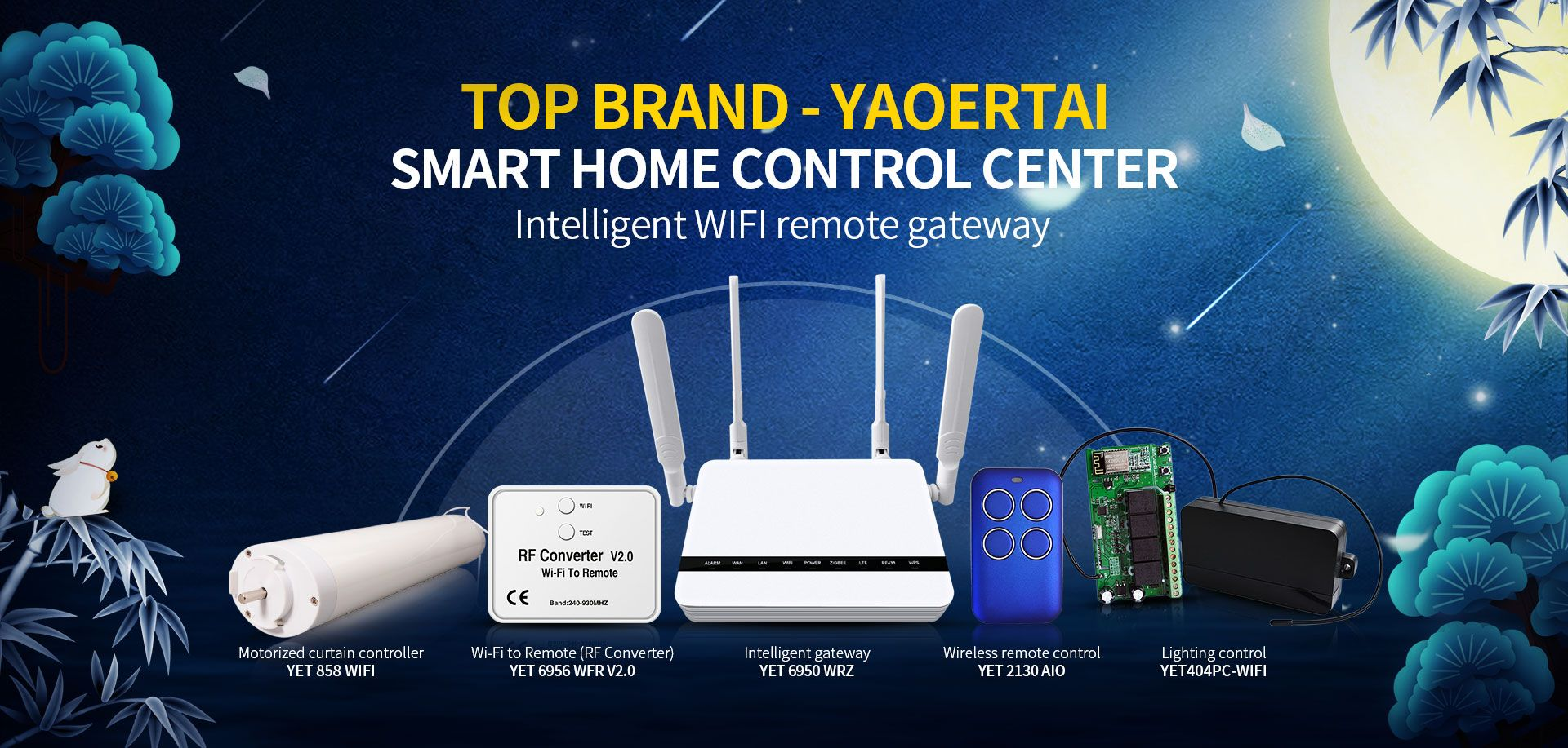 Yet Factory Smart Home Control System Smart Home Control Smart Home Alarm System Smart Home