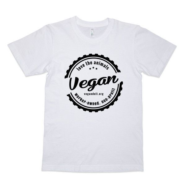 Organic Men's Vegan T-shirt