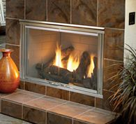 Carolina Gas Fireplace Includes All Specifications Dimesions