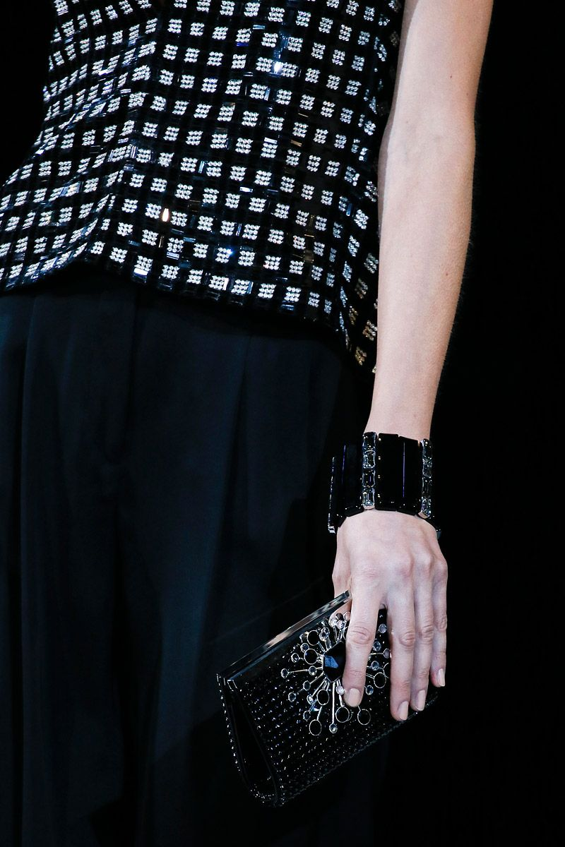 Giorgio Armani Spring 2013 RTW - Review - Collections - Vogue