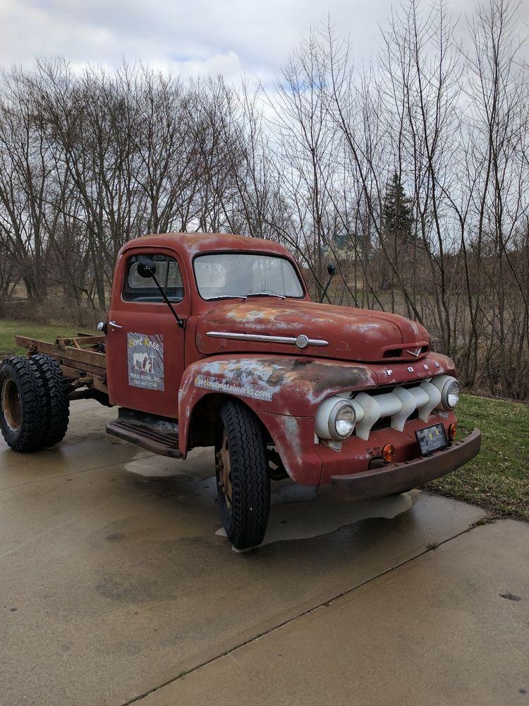 1952 Ford F 100 Ebay Motors Cars Trucks Ford Ebay