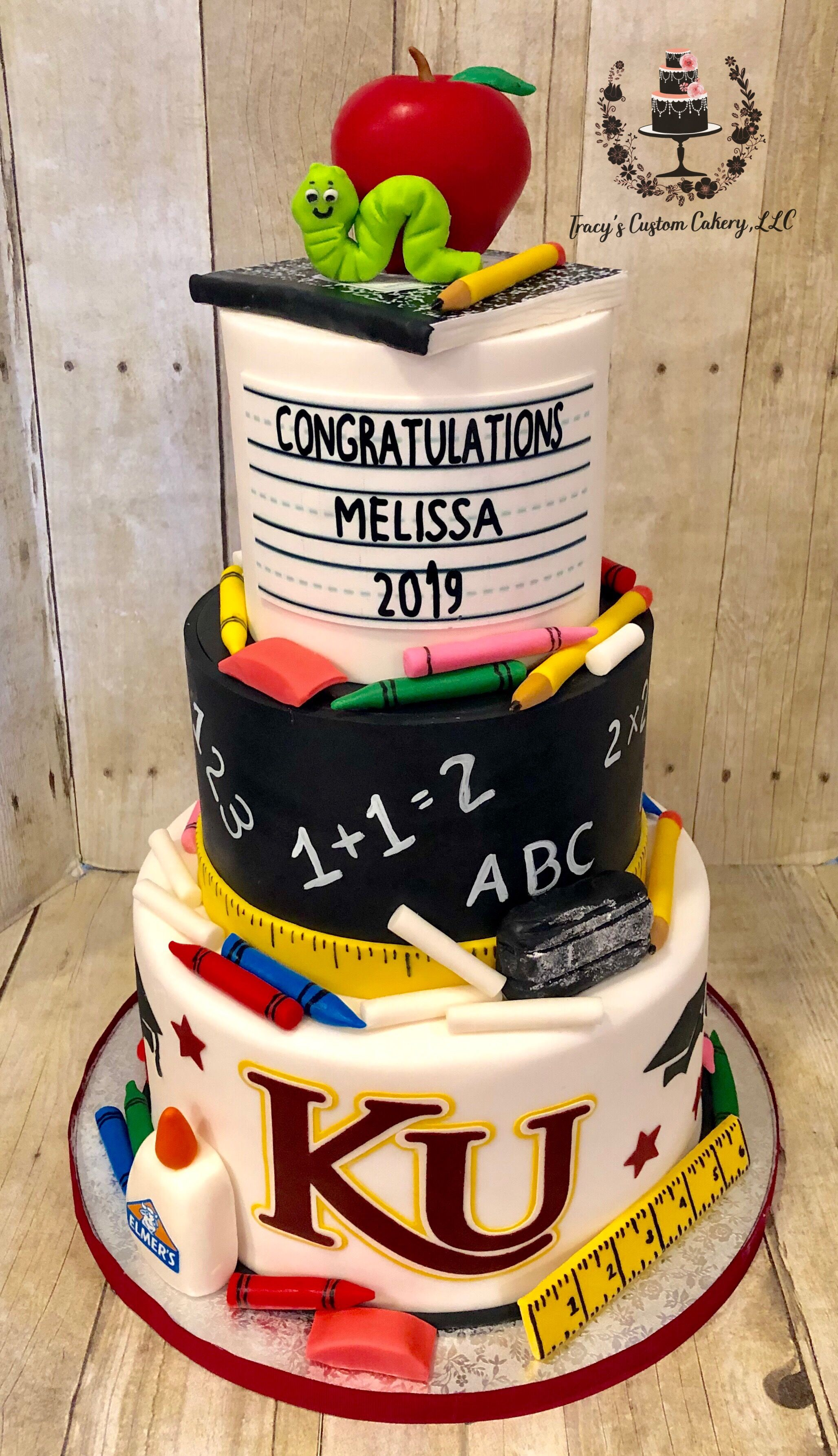 Pleasant Pin By Tracys Custom Cakery Llc On Graduation Cakes With Images Personalised Birthday Cards Akebfashionlily Jamesorg