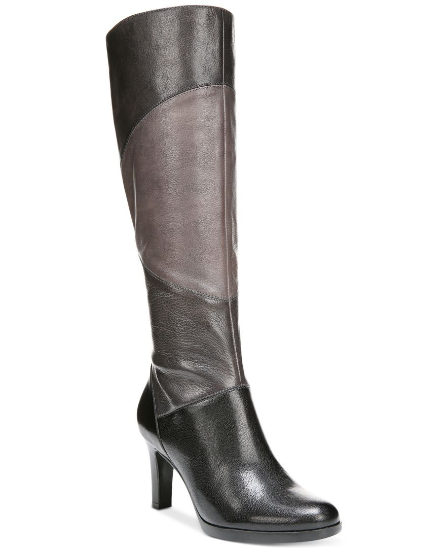583e35538 Naturalizer Analise Wide Calf Tall Boots | Products | Tall boots ...